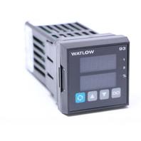 WATLOW 93 93BA-1DD0-00RG TEMPERATURE CONTROL