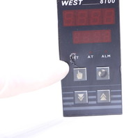 WEST INSTRUMENTS 8100 101 Z/77110 RS-485 TEMPERATURE CONTROLLER