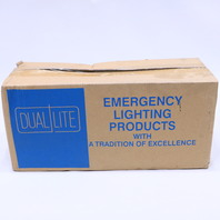 NEW HUBBELL EZ-2 EMERGENCY LIGHT DUAL 120/277VAC 60HZ WHITE