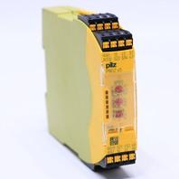 PILZ PNOZS5C24VDC 2N/O 2N/OT SAFETY RELAY