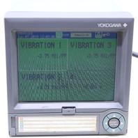 * YOKOGAWA DAQSTATION DX104-3 STYLE S4 SUFFIX -2 CHART RECORDER