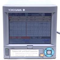 * YOKOGAWA DAQSTATION DX1006-1 STYLE S1 SUFFIX -4-2/A1/M1 CHART RECORDER
