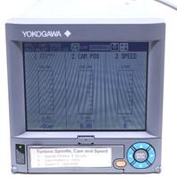 * YOKOGAWA DAQSTATION DX1006 STYLE S2 SUFFIX -1-4-2A1/M1 CHART RECORDER