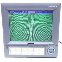 * YOKOGAWA DAQSTATION DX210-3 STYLE S4 SUFFIX -2/C2 CHART RECORDER