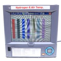 * YOKOGAWA DAQSTATION DX2030-1-4-2 SUFFIX A1/M1/N1 DIGITAL RECORDER AQUISITION STATION