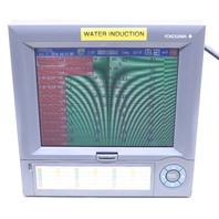 * YOKOGAWA DAQSTATION DX220-3-2 STYLE S4 SUFFIX AR1/M1 CHART RECORDER