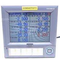 * YOKOGAWA DAQSTATION DX220-3 STYLE S4 SUFFIX -2/A3/M1 CHART RECORDER