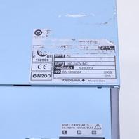 * YOKOGAWA DAQSTATION DX2010-1-4-2 STYLE H3S SUFFIX A3 CHART RECORDER