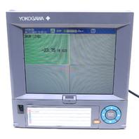 * YOKOGAWA DAQSTATION DX2004-1 STYLE S1 SUFFIX -4-2/A1/R1/USB1 CHART RECORDER