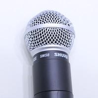 * SHURE SM58 LX2 WIRELESS MICROPHONE 182.200 mhZ, BAG