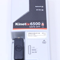 ALLEN BRADLEY 2094-EN02D-M01-S0 CONTROL MODULE KINETIX 6500 SAFE OFF ETHERNET/IP NETWORK