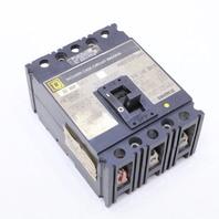 * SQUARE D FAL34030 CIRCUIT BREAKER 30 AMP 3 POLE 480 VAC