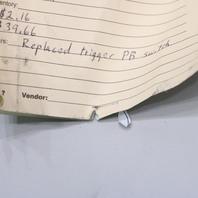 LOT OF 4 SYMBOL P300STD-I001 SCANNER HAND HELD BARCODE