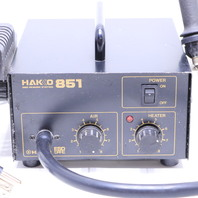 HAKO 851-2 DESOLDERING AND REWORK STATION
