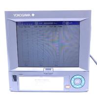 * YOKOGAWA DAQSTATION DX2010 STYLE S3 SUFFIX -1-4-2/A1/M1 CHART RECORDER