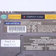 ADVANTECH TPC-642SE OPERATOR INTERFACE LCD 5.7IN
