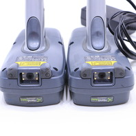 LOT OF 2 DOLPHIN HANDHELD 7850 BARCODE SCANNERS