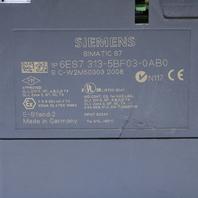 SIEMENS SIMATIC S7-300 6ES7 313-5BF03-0AB0 CPU313C