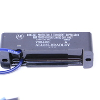 ALLEN BRADLEY 700DC-R420Z24 24VDC CONTACTOR W/ 700N10