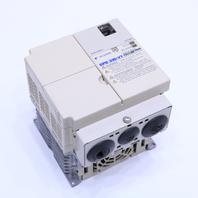 * YASKAWA GPD 315/V7 CIMR-V7AM23P7 DRIVE CVST31060 17.5AMP 0-230V 3 PHASE 0-400 HZ