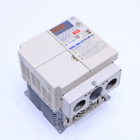 * YASKAWA GPD 315/V7 CIMR-V7AM23P7 DRIVE JVOR-140 17.5AMP 0-230V 3 PHASE 0-400 HZ