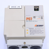* SAFTRONICS CIMR-V7AU23P7 PC7 MINI VECTOR AC DRIVE *WARRANTY*