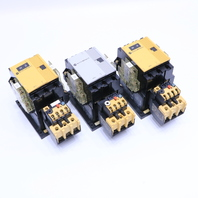 * QTY. (1) ALLEN BRADLEY 100-A75N*3 CONTACTOR 110-120V 193-CPC75 OVERLOAD RELAY