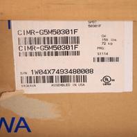 * NEW YASKAWA CIMR-G5M50301F DRIVE 500-600V 40HP 30KW