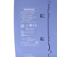 SIEMENS 6GK5008-0BA00-1AB2  SCALANCE XB008 INDUSTRIAL ETHERNET SWITCH
