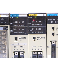 * OMRON C200HW-DRM21-V1 C200H-ASC11 C200H-CT001-V1 C200HW-BC101-V1 RACK