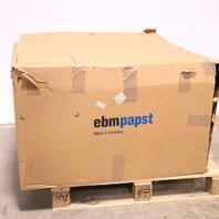 * NEW EBMPAPST K3G630-RA38-21 CENTRIFUGAL FAN
