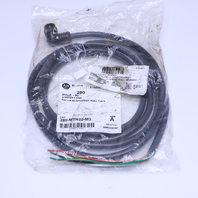 NEW ALLEN BRADLEY 280-MTR22-M3  ARMORSTART MOTOR CABLE 90DEGREE 3METER LONG