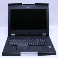 HP TFT7600 G2 612371-001 CONSOLE KEYBOARD MONITOR