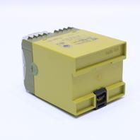 PILZ 475630 PNOZ 1 110 V AC 3N/O RELAY