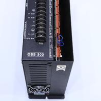 ALLEN BRADLEY OSS 200 9101-1335 SERVO DRIVE 100-240VAC 50/60HZ
