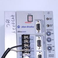 ALLEN BRADLEY 2098-DSD-020-SE SERVO DRIVE ULTRA 3000