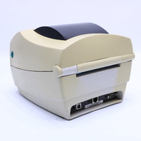 ZEBRA TLP2844 P/N 2844-10401-0001 THERMAL LABEL PRINTER