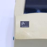 LOT OF 2 ZEBRA TLP2844-Z P/N 284Z-10300-0001 BARCODE LABEL PRINTER
