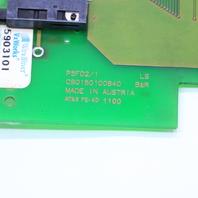 B&R AUTOMATION 5A5002.02 COMPACT FLASH 2 SLOT ADAPTOR
