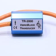 NEW VIBROBLOCK TRANSDUCER TR-2000