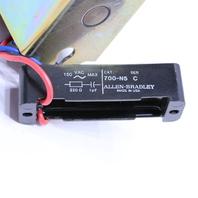 ALLEN BRADLEY 700DC-P200Z24 24VDC CONTACTOR W/ 700N5