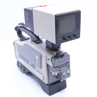 SONY DXC-3000 VIDEO CAMERA BODY W/ DXF-40 VIEW FINDER