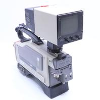 SONY DXC-3000 VIDEO CAMERA BODY W/ DXF-40 VIEW FINDER