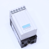 SIEMENS IEC/EN 60947-4-1 MOTOR STARTER