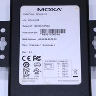 MOXA NPORT 5210 2 PORT DEVICE SERVER