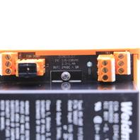 WEIDMULLER 990937 POWER SUPPLY 24VDC OUTPUT 115/230VAC