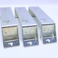 * LOT OF 6 ALLEN BRADLEY 7410626801 MOUNTING BRACKET FOR 2090-XXLF-3100 2094-PRS8