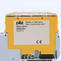 * PILZ 312210 PSSU E F 4DO 0.5 24VDC OUTPUT W/ 312600 TERMINAL CONNECTOR EXCL. *WARRANTY*