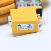 * PILZ 311040 24VDC 0.2A SAFETY BUS CONNECTOR WITH CABLES 13.5 FEET LONG
