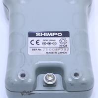SHIMPO FGE-10X DIGITAL FORCE GAUGE
